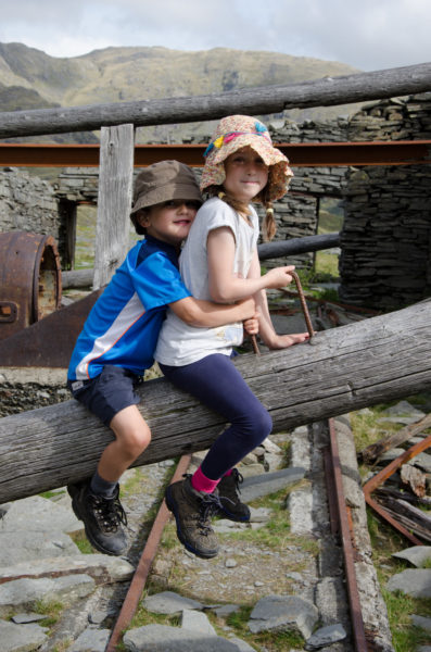 An opportunity to explore the old mining village